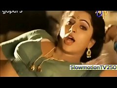 Yamuna-hotest-Boob-show-in-Green-Blouse-slowmotion-‰×¨ 5-£-Ì-^ý