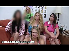 collge rules - these girls test their boyfriends to see if they re faithful
