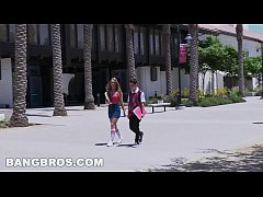 BANGBROS - Amazing Campus Ass featuring PAWG Da...