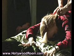 Heather Graham in seethru and sex from behind