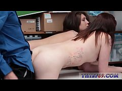 HD Fake taxi police officer threesome Petty Theft