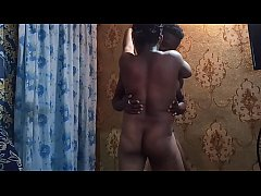 African Couple jam and rock pure Organic Hot sex part one