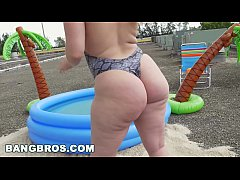 BANGBROS - PAWG Virgo Peridot Interracial Ass Parade Scene! (ap15590)