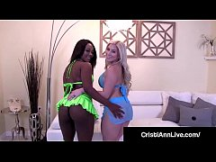 Hot Latina Cristi Ann Gets Her Pussy Eaten By Skyler Nicole!