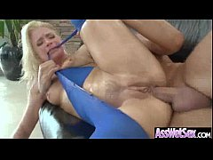 Hard Anal Sex On Camera With Big Oiled Ass Girl (anikka albrite) movie-07