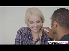 Babes - Black is Better - Please me starring Elsa Jean and Mickey Mod clip
