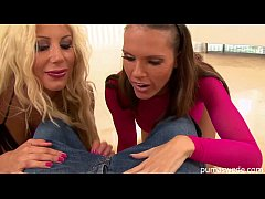 Puma Swede Sucks Cock with Jennifer Dark!