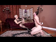 Domina Helena : Stocking slut\/Domina Helena : Pleasure Slave