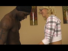 Blonde Teen Fucks Monster Black Cock