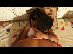Indian Bhojpuri Hot Smooching Clip Making
