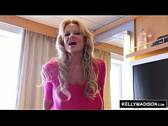 KELLY MADISON Cum Covered Titties Cruise