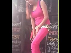 hot indian girl sexy dance