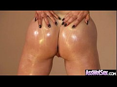 Hard Anal Intercorse On Cam With Big Round Oiled Ass Girl (nikki benz) mov-24