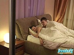 Madeline and Jimbo fucks in bedroom - WWW.FAPPLER.COM