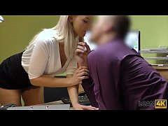 HD LOAN4K. No driver license, yes sex with loan agent