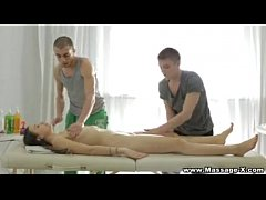 Double oil massage.mp4