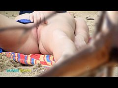 Beach masturbation TFA