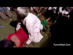 Old Tharki Baba Do Dirty Step With Dancing Girl