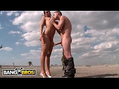 BANGBROS - Sonia Carrere Gets Her Latin Big Ass Fucked By Tony Rubino