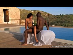 Ebony Lovemaking Techniques From Africa