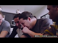 Brazzers - Teens Like It Big -  Be More Like Your Stepsister scene starring Kendall Woods and Jake A