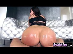Big Wet Butt Girl (aleksa nicole) In Hardcore Anal Bang On Cam movie-02