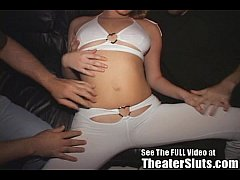 sdHailey Is One SERIOUSLY No Holes Barred Tampa Theater Slut