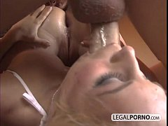 Big tit sluts get their asses drilled NL-4-04