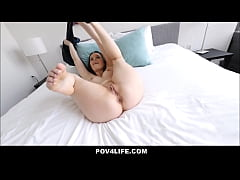 Hot Young Big Ass Teen Small Tits Fucked POV