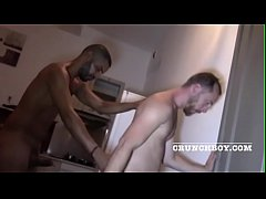 straight arab huge cock fuck a gay CRUNCHBOY