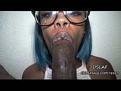 Jamaican With Super Dick Sucking Lips Sucking BBC- DSLAF