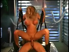 Lita Chase - Hardcore Sex In A Sex Swing
