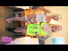 Sabrina Sabrok loves Kasey Storm and present her new students