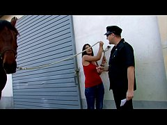 Hot Young Latina Teen Gets Her Pussy Fucked By Dirty Cop -