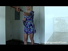 Casting – Tammi enjoys black cock at audition