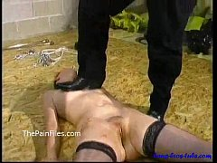 Rough Domination and Amateur BDSM of Slaves in Hardcor - more on bang-bros-tube.com