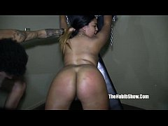 phat booty rican fucked by dominican bbc kings