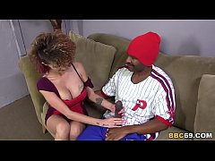 Busty Joslyn James Cheats With Black Cock