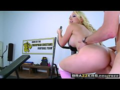 Clip sex Brazzers - Big Tits In Sports - Kagney Linn Karter and Danny D - Post Match Pussy Part One