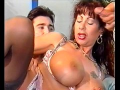 german busty Gina Colany casting part 1