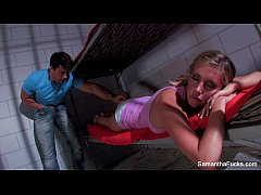 Jail Dreaming With Samantha Saint