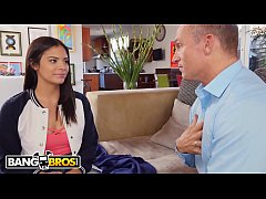 bangbros - young teenage girl wants to fuck her boyfriend s dad so she does