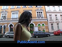 Clip sex PublicAgent Hot black babe needs a lift