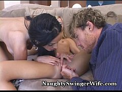 Couple Gets Coed To Fuck Them