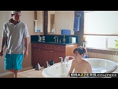 Brazzers - Milfs Like it Big -  Never Interrupt Mommy Time scene starring Alana Cruise and Jake Adam