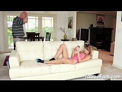 Clip sex Hot Babe Drilled by Her Pissed Off Stepdad