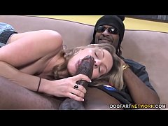 Busty Courtney Cummz Fucks Horse Sized Black Dick