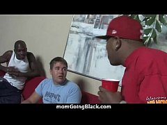 Interracial Mom Video Getting a Good Fuck with Black Stud 18