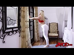 Round ass teen AJ Applegate BBC fucked and cum blasted