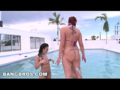 BANGBROS - PAWG Heaven With Kelly Divine, Ashli Orion and Gabbi Vega